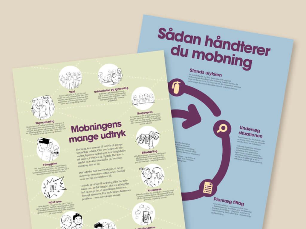 Skolestyrken plakater